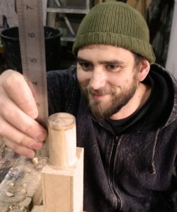 ben whitney carpenter designer woodwork