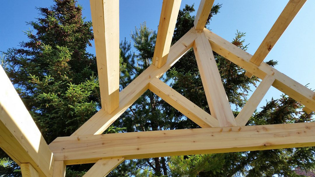 Thomson Timber Framing Buildings Carpentry Courses Scotland