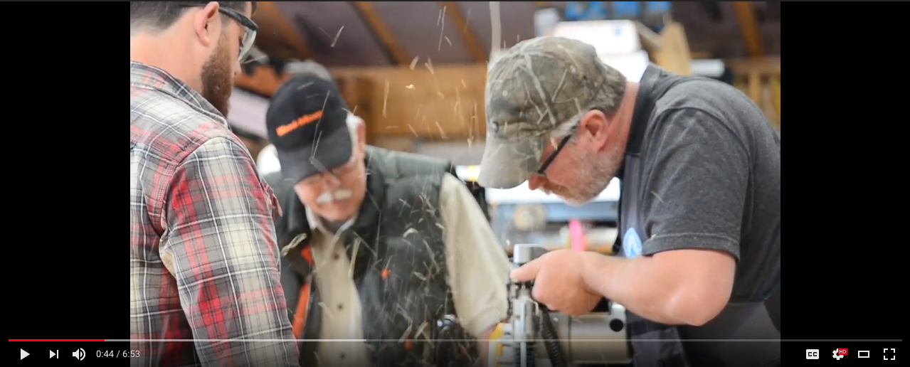 Watch The Video Of Thomson Timber/Denali School Of Timber Framing In Alaska