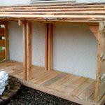 medium wooden logstore fife scotland