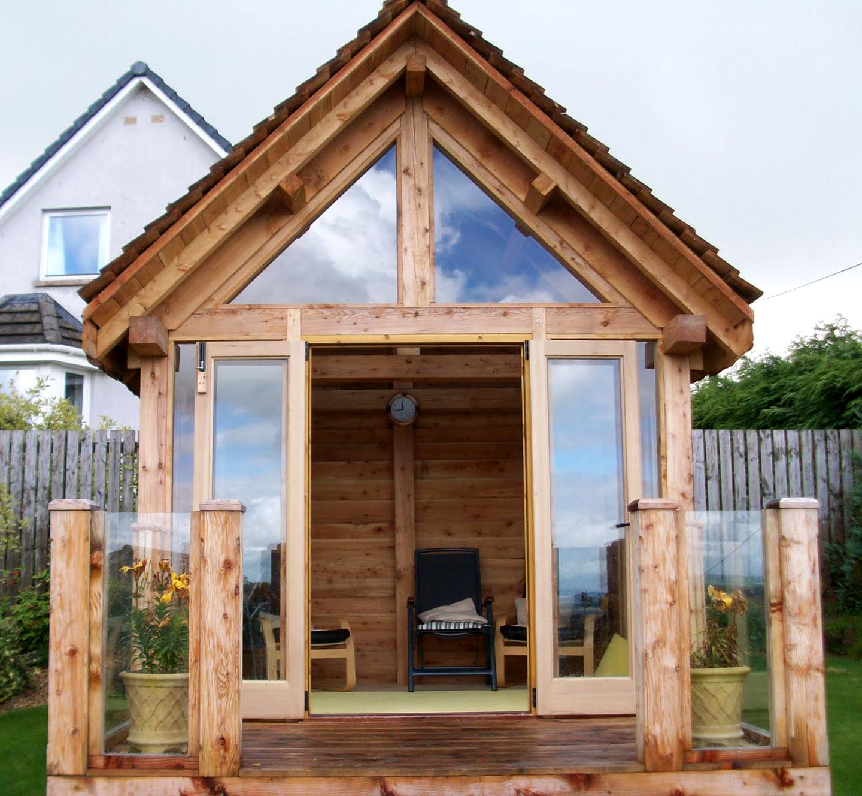 Forfar Summer House