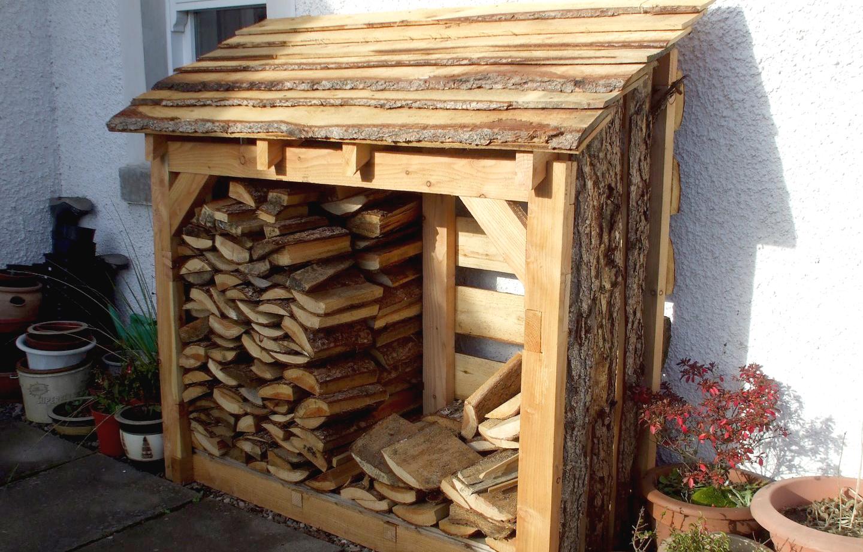 logstore woodstore wooden scotland