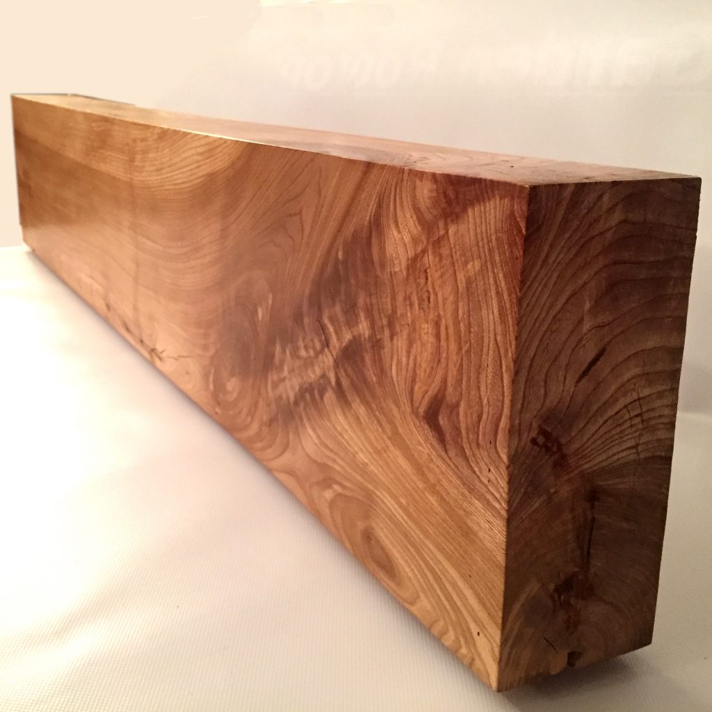 Elm mantle wooden mantels scotland