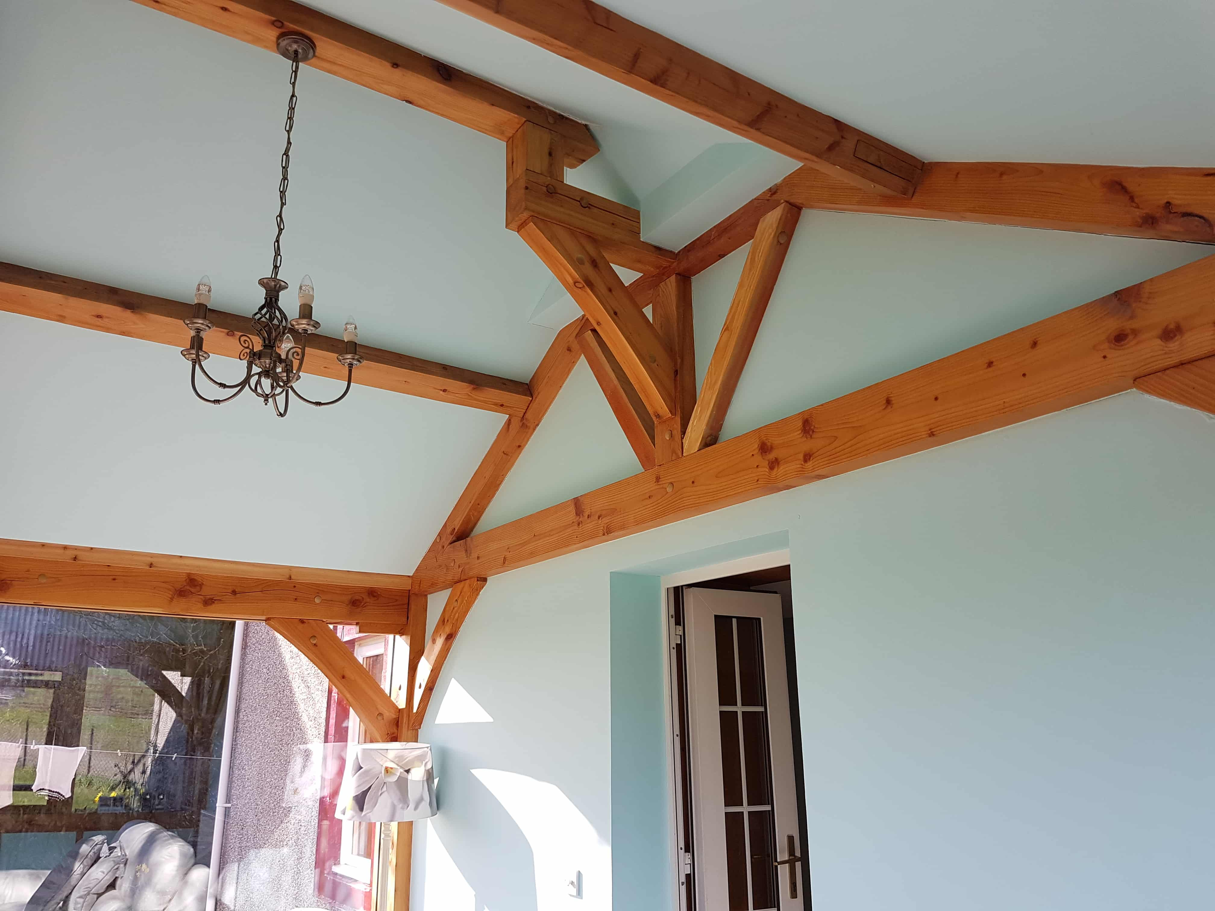 Interior Truss Thomson Timber