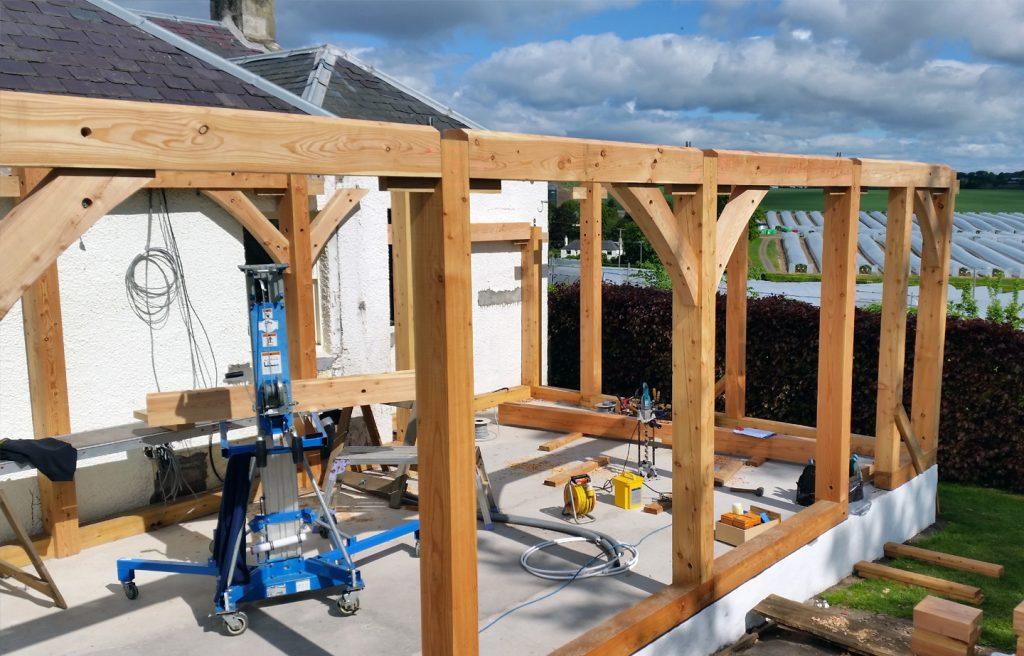 wallplate assembly beams scotland